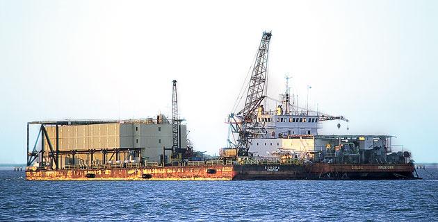 En enero se llegó a 2 mil 59.4 millones de dólares de exportaciones contra los 3 mil 60.1 millones por productos petroleros comprados al exterior.