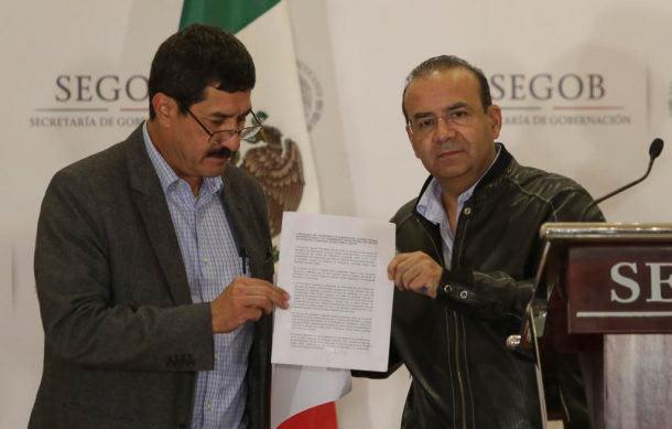 El 23 de enero la Cámara de Diputados dio a la SHCP un plazo de 15 días para hacer públicos los convenios de transferencia de recursos.