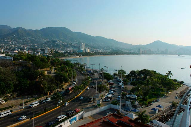 En cinco años Sectur solo destinó 4 millones a proyectos especiales en Acapulco. Foto: Prayitno /algunos derechos reservados.