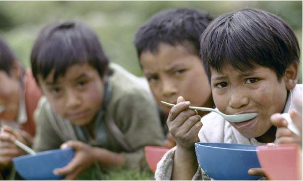 En México hay 100 mil niños que padecen emaciación,  adelgazamiento patológico.