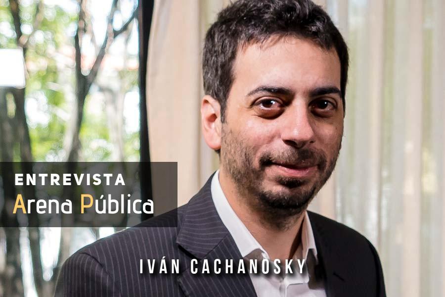 Iván Cachanosky es Magíster en Economía Aplicada y profesor de la Universidad Católica Argentina