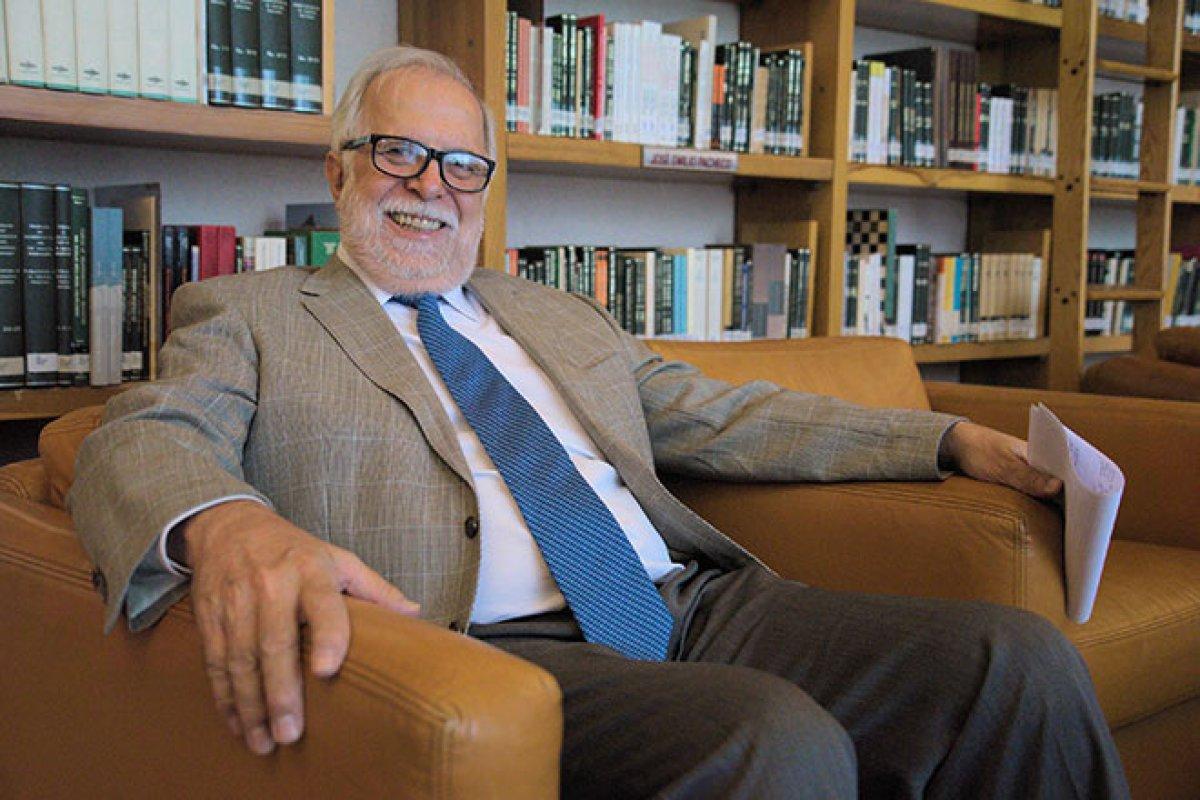 México está pasando por un mal momento, no cabe duda, asegura el historiador e investigador especializado en la Revolución Mexicana, Javier Garciadiego.