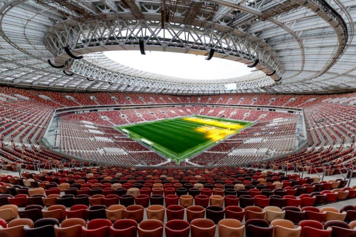 Todo listo para que el junio de 2014 arranque la Copa del Mundo Rusia 2018.