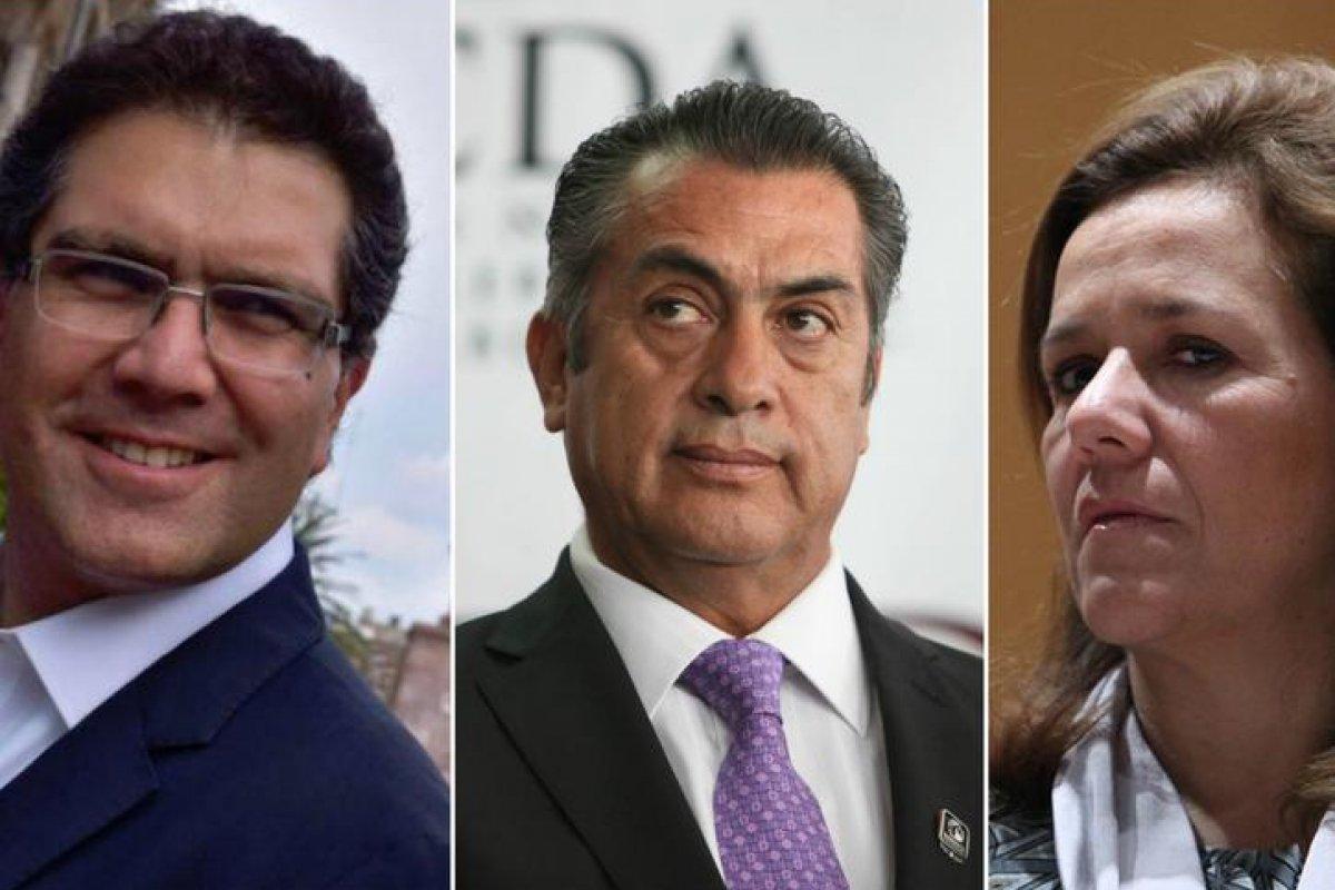 Piter, Zavala y El Bronco lograron superar el millón de firmas para el registro de su candidatura a la presidencia antes el INE.