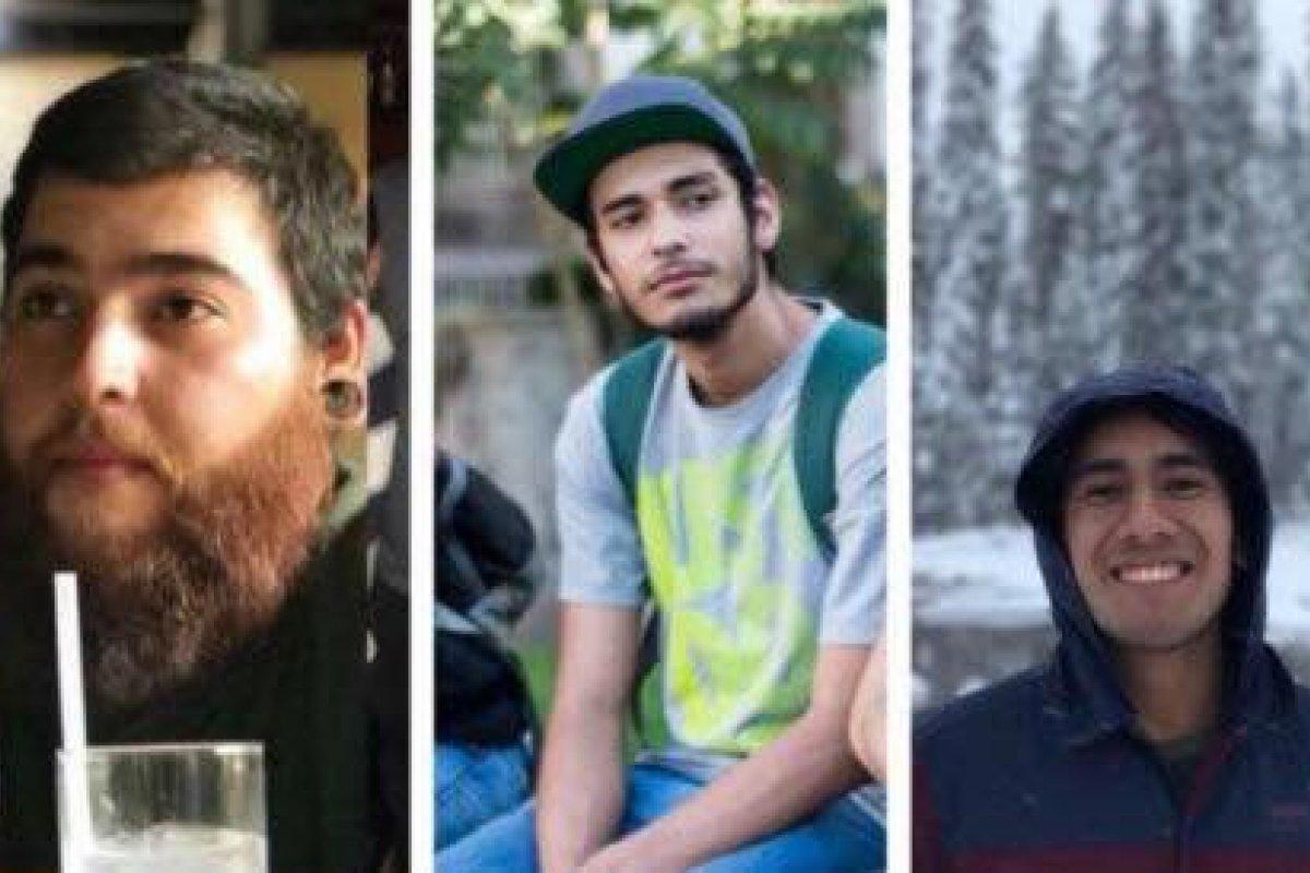 Foto: Estudiantes desaparecidos / Twitter @darwinfranco