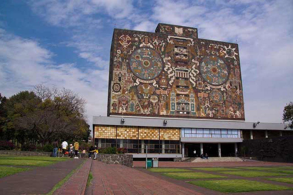 La UNAM se ha quedado tras bambalinas durante el periodo electoral de 2018. Foto: Alejandro / algunos derechos reservados.