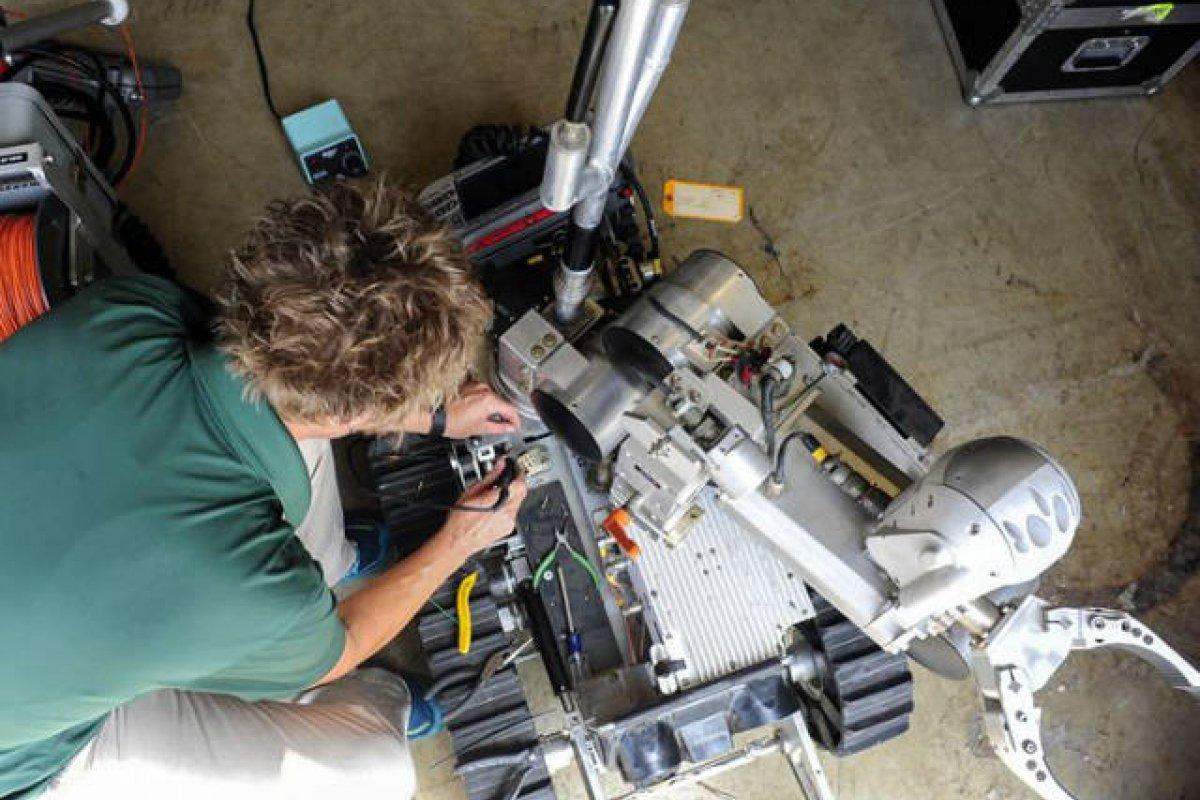 La posible automatización de varias industrias ha causado temor al desempleo masivo (Foto: Colbin L. Hardin/Fuerza Aérea de los Estados Unidos)