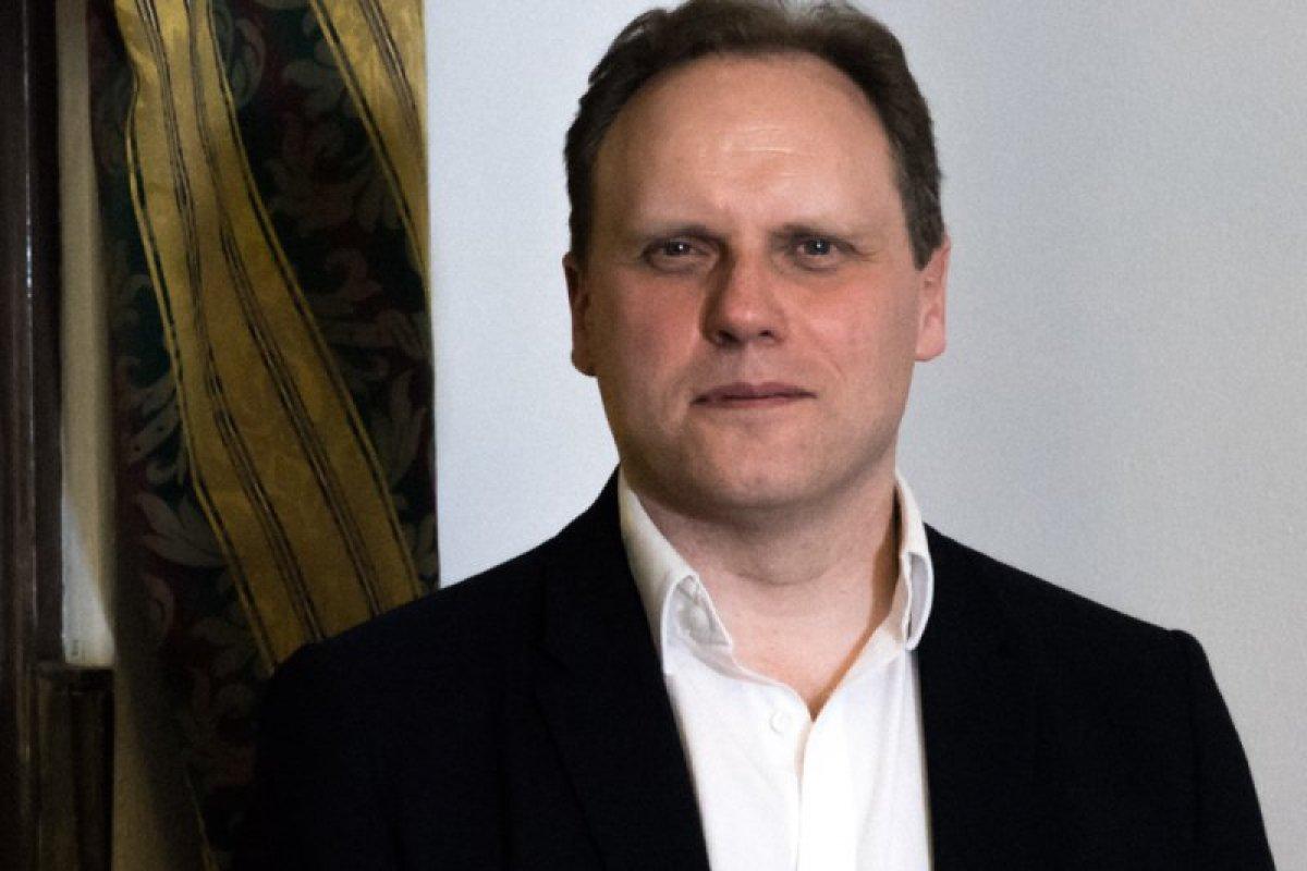 Daniel Lacalle es gestor de fondos de inversión en Londres, doctor en economía y un prolífico escritor