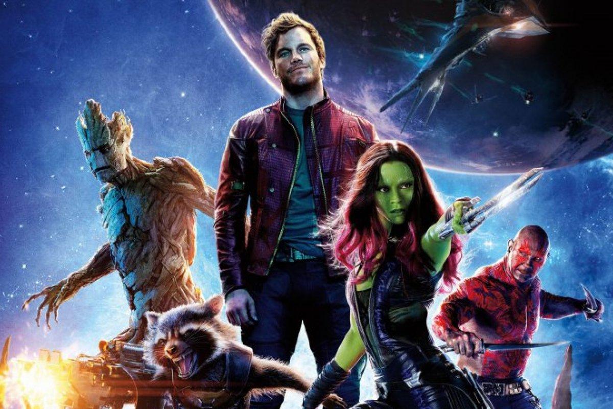 Además de 'Guardianes de la Galaxia', Gunn ha dirigido otras películas como 'Super' y 'Movie 43'.