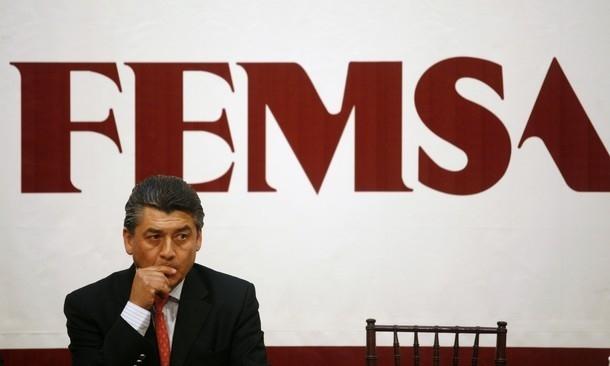 José Antonio Fernández Carbajal, de Fomento Económico Mexicano
