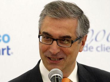 José María Urquiza, director general de Banco Walmart.