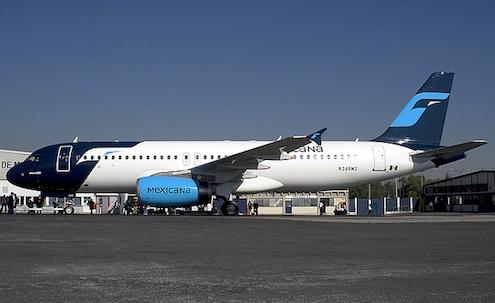 Mexicana de Aviación.