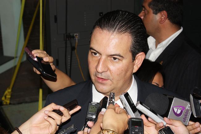 Gerardo Gutiérrez Candiani, líder del Consejo Coordinador Empresarial.