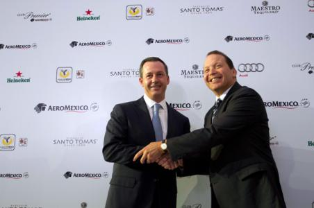 Para Aeroméxico, el costo laboral de sus sobrecargos es evidentemente mayor al de los sobrecargos de otras empresas de bajo costo.