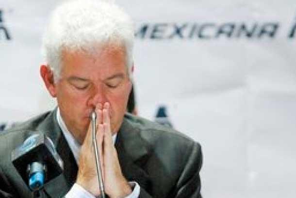 Sindicato denuncia al ex titular de la SCT, Juan Molinar Horcasitas.