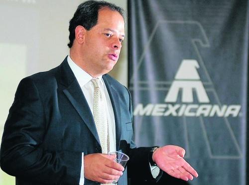 MRO: la fortaleza que, incluso en los días de crisis, reflejó compañía de Mexicana de Aviación.