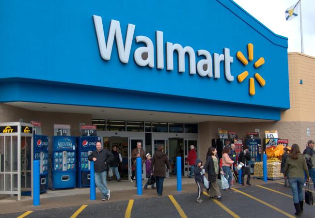 El gigante del retail, Wal-Mart, ingresó a la temporada de pago de dividendos.