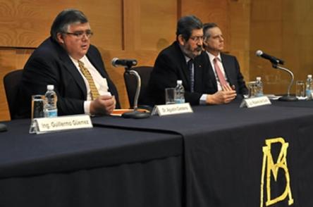 En la reunión del banco central se decidió por unanimidad mantener la tasa de interés de referencia en 3.5%.
