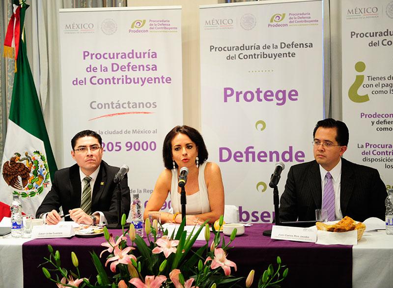 Prodecon podrá intervenir en las controversias a fin de procurar que se llegue a un acuerdo anticipado.