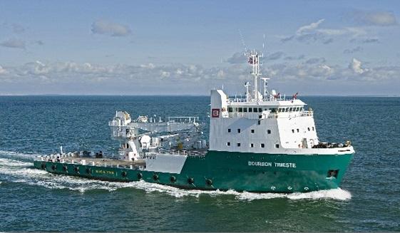 El costo por estas unidades va de 8 a 12 millones de dólares; en la imagen, uno de los barcos construidos por De Hoop.