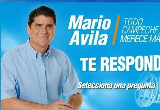 Lozoya informó que Ávila Lizárraga será inhabilitado por la Secretaría de la Función Pública.