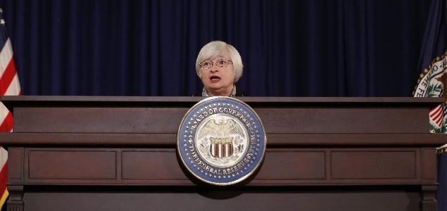 El programa de reducción continuará hasta alcanzar 55 mil millones de dólares, anunció la presidenta Janet Yellen.