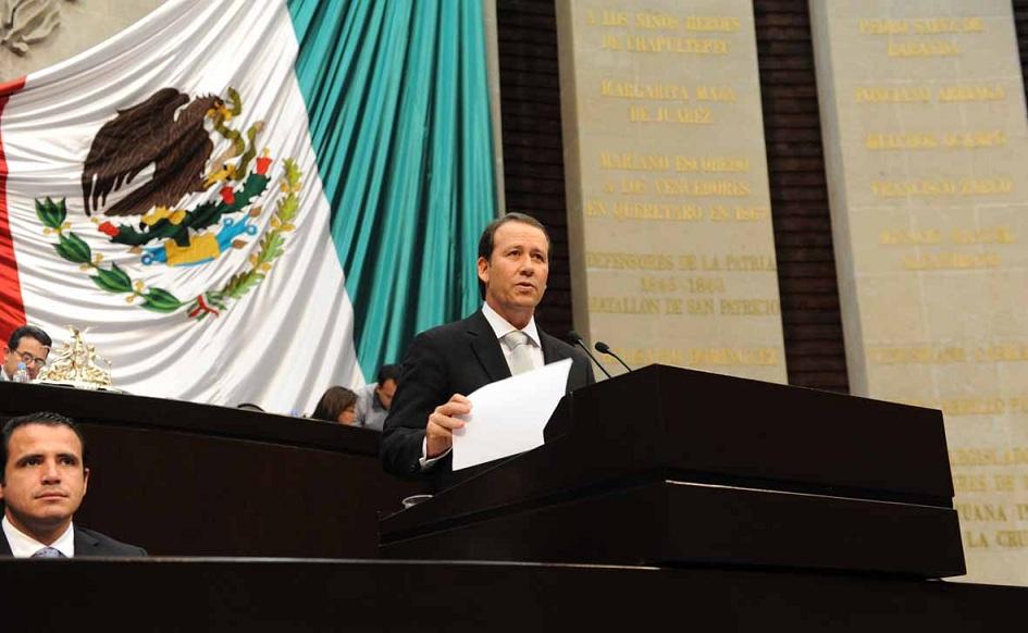 La comisión de Economía es presidida por Mario Sánchez Ruiz, ex presidente del CCE y de Concanaco-Servytur.
