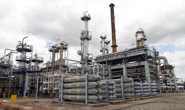 Por tipo de obra, la caída en el valor tuvo su principal impacto en obras de Petróleo y petroquímica con -16.0%.