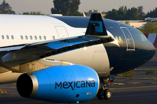 """""""No es una mala noticia, el mercado de Mexicana ya fue cubierto por las actuales aerolíneas"""
