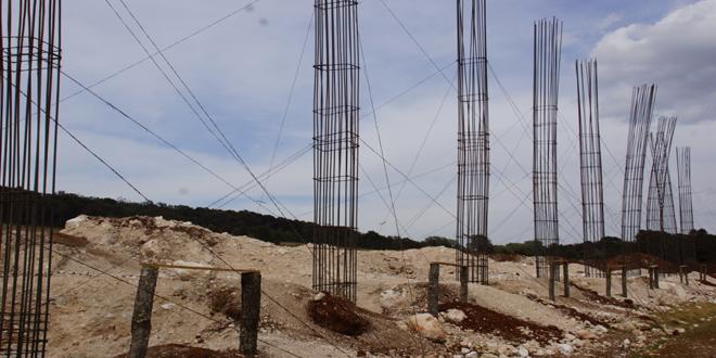 Se trata del decimoquinto resultado negativo de forma consecutiva para la construcción.