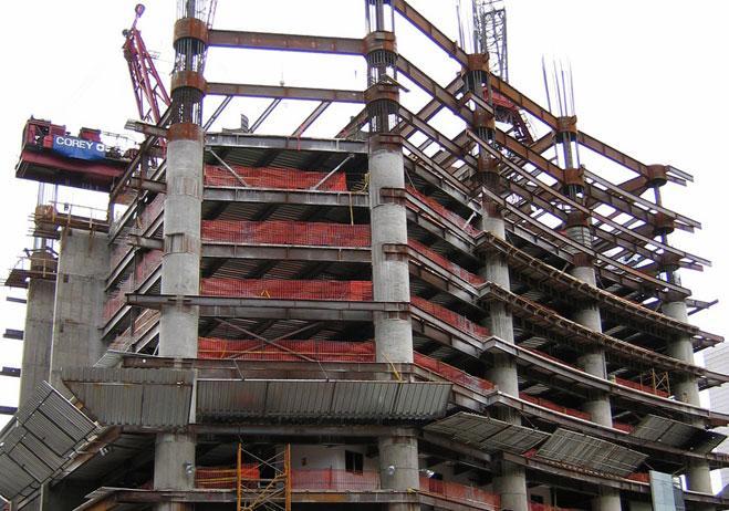 La construcción en el tercer mes del año presentó una disminución anual de -1.4%