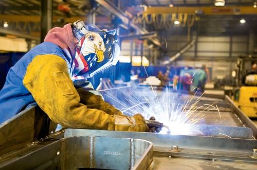 Cuando el ISM supera los 50 puntos se considera favorable para la economía estadounidense.