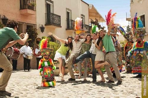 Durante el primer trimestre del año México recibió a 3.7 millones de visitantes extranjeros.