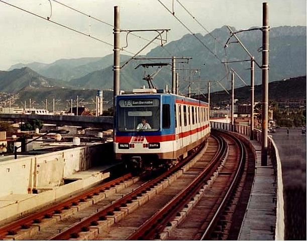 La llamada dupla incómoda de CAF y Alstom estarán a cargo de la ampliación del famoso Metrorrey.