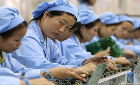 El crecimiento del sector manufacturero chino impactó positivamente las exportaciones.