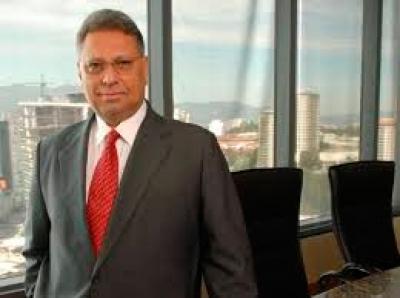Juan Antonio González Moreno es el segundo miembro del Consejo, después de Guillermo Ortiz.