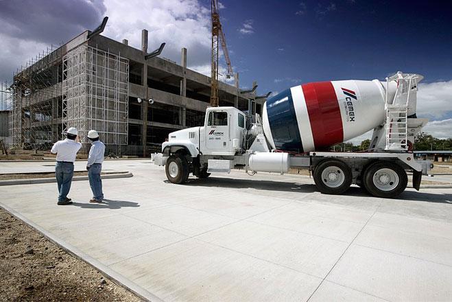 La planta en Colombia tendrá una capacidad de producción anual de un millón de toneladas de cemento.