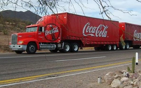 Monster se beneficia con la capacidad mundial de distribución de Coca Cola.