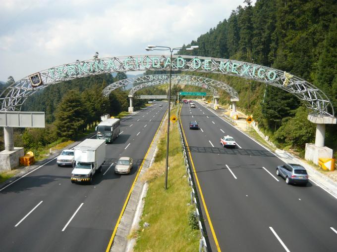 Las concesiones carreteras representaron ingresos por 1,167.5 millones de pesos.