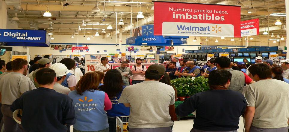 Walmart generará mil 500 nuevos empleos permanentes en Aguascalientes y Jesús María