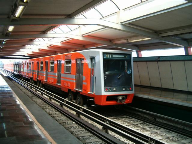 La Línea 4 tendrá una extensión de la estación Martín Carrera en el Distrito Federal a Ecatepec, Estado de México