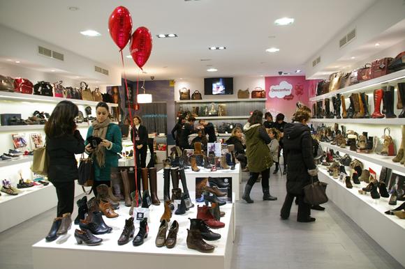 El sector de ropa y calzado reportó el mejor crecimiento de ventas con 8.2%.