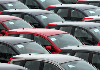 Sólo el 33.8% de los autos producidos en México son consumidos dentro de sus fronteras.