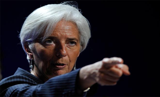 El organismo dirigido por Christine Lagarde recomienda volver a los niveles de deuda precrisis.