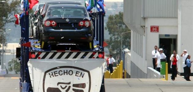 Una significativa proporción de los bienes exportados por México no utilizan insumos nacionales, por lo que no generan una ganancia a los productores del país