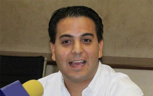 El diputado por el PAN, Damian Zepeda, coordinó los trabajos de la Comisión de Hacienda para la aprobación de la Ley de Ingresos.