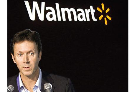 Quien ocupará la vacante dejada por Scot Rank como director general de Walmex aún no ha sido anunciado.
