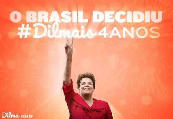 La presidenta reelegida dará paso a reformas en aquel país, según expresó en su discurso de victoria.