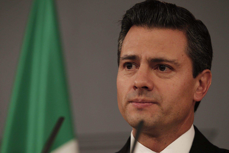 """EPN convocará a la representación del Estado mexicano, para """"asumir el compromiso de emprender cambios de fondo, fortalecer, instituciones y asegurar vigencia plena del estado de derecho en México""""."""