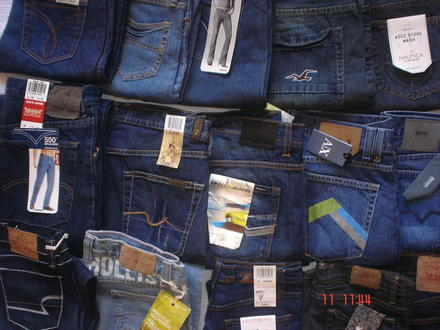 Las ventas de ropa y calzado registraron una vigorosa expansión de 10% anual en octubre.